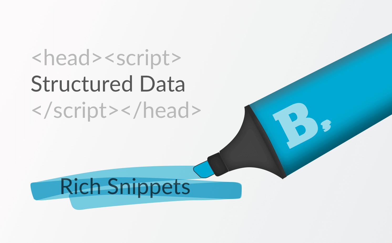 Blueline Blog RichSnippets StructuredData Titelbild