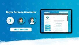 buyer persona generator blog blueline