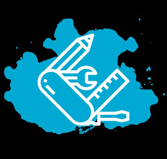 Blueline tools und tips